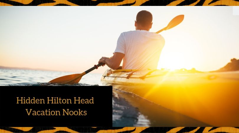 Hilton Head Vacation Nooks