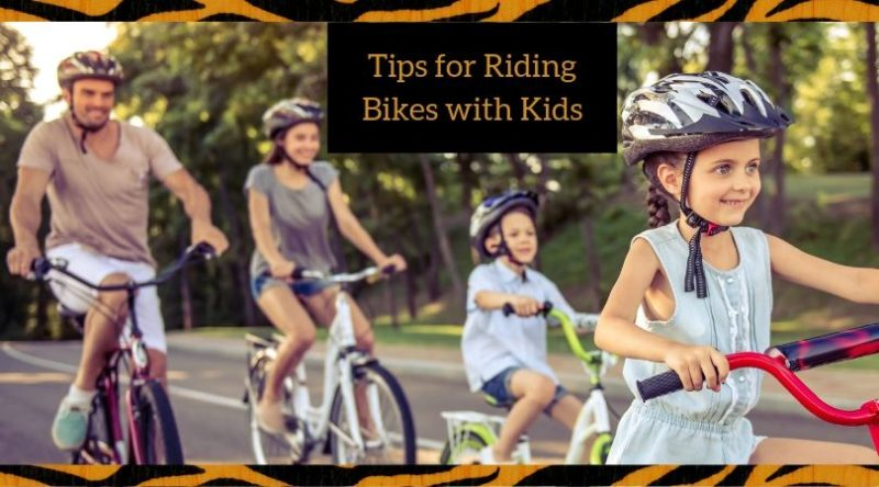 bikes with kids