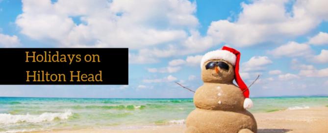 Holidays on Hilton Head