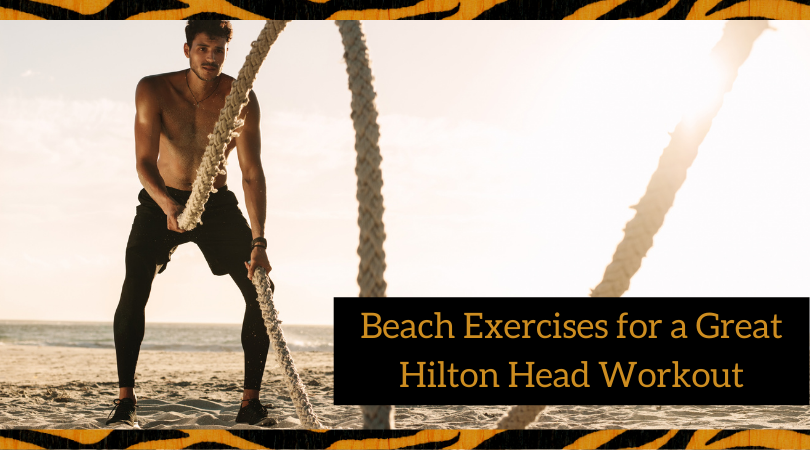 Beach Exercises
