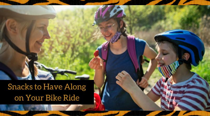 Bike Ride Snacks